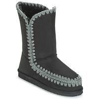 Sko Dame Chikke støvler LPB Shoes NATHALIE Sort