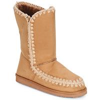 Sko Dame Chikke støvler LPB Shoes NATHALIE Kamel
