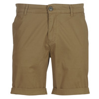 textil Herre Shorts Selected SLHSTRAIGHTPARIS Beige