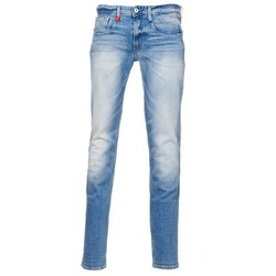 textil Herre Smalle jeans Replay ANBAS Blå / LYS