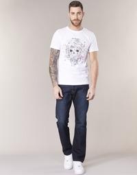textil Herre Lige jeans Replay WAITON Blå / Mørk