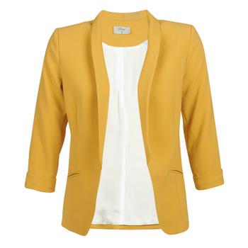 textil Dame Jakker / Blazere Betty London IOUPA Gul