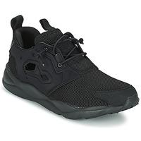 Sko Herre Lave sneakers Reebok Classic FURYLITE Sort
