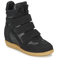 Sko Pige Høje sneakers Acebo's MILLIE Sort