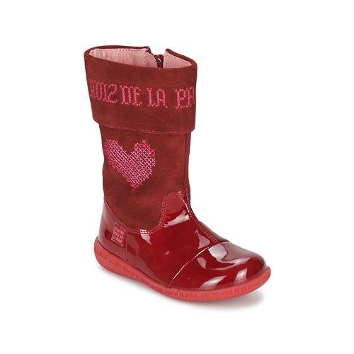 Støvler Agatha Ruiz de la Prada DAFNE Rød 350x350