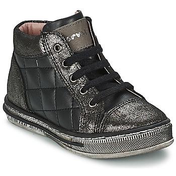 Høje sneakers til barn Garvalin SERRAJE LAMINADO Y TEXAS (2029100293)