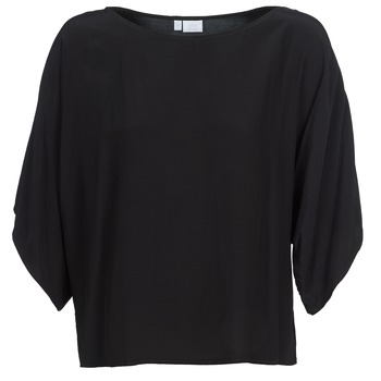 textil Dame Toppe / Bluser Alba Moda 202586 Sort
