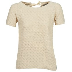 textil Dame Pullovere Betty London CLOU BEIGE