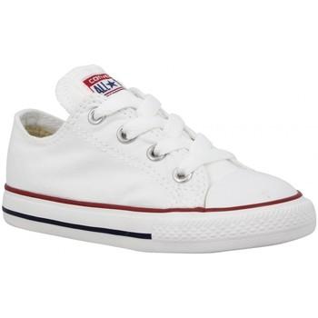 Sko Børn Sneakers Converse 28113 Hvid
