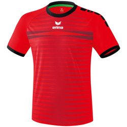 textil Herre T-shirts m. korte ærmer Erima Maillot  Ferrara 2.0 rouge/noir