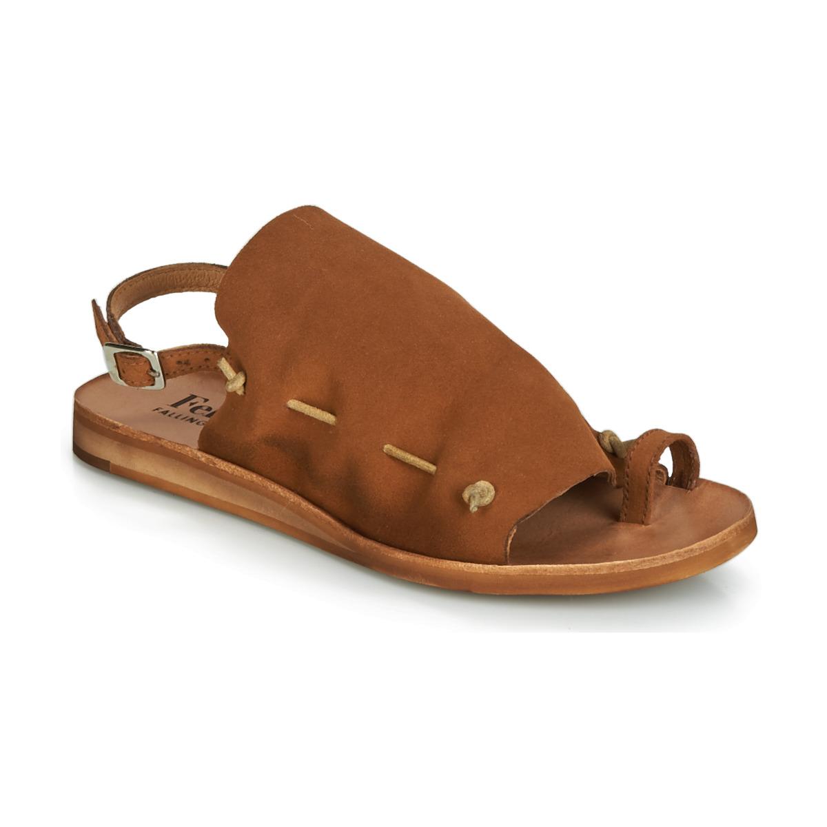 Sandaler Felmini  COGNACEJE