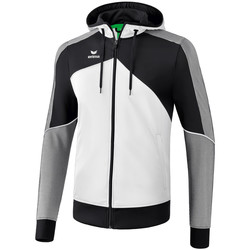 textil Herre Sportsjakker Erima Veste à capuche  Premium One 2.0 blanc/bleu/noir