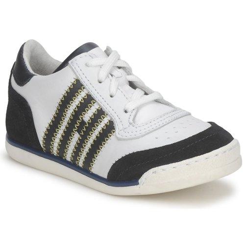 Sko Børn Lave sneakers Hip ARCHIK Hvid / Blå
