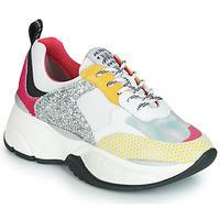 Sko Dame Lave sneakers Meline PUNKY DADDY Hvid / Pink
