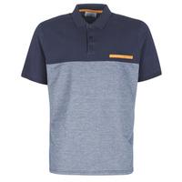 textil Herre Polo-t-shirts m. korte ærmer Casual Attitude JACOBI Marineblå / Grå