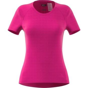 T-shirts m. korte ærmer adidas  FR SN SS Tee W