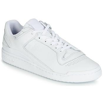Sko Herre Lave sneakers adidas Originals FORUM LO DECON Hvid