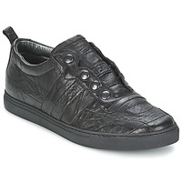 Sko Herre Lave sneakers Bikkembergs SOCCER CAPSULE 522 Sort
