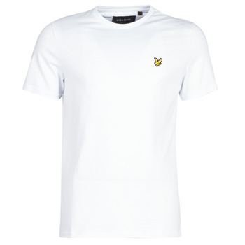textil Herre T-shirts m. korte ærmer Lyle & Scott FAFARLITE Hvid