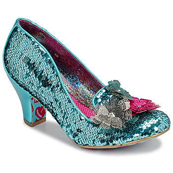 Sko Dame Pumps Irregular Choice CARIAD Blå