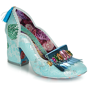 Sko Dame Pumps Irregular Choice AMORGOS Blå