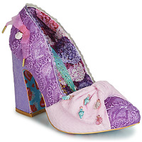 Sko Dame Pumps Irregular Choice TI AMO Violet