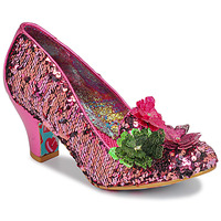 Sko Dame Pumps Irregular Choice CARIAD Pink