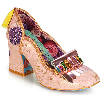 Sko Dame Pumps Irregular Choice AMORGOS Pink