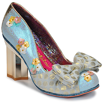 Sko Dame Pumps Irregular Choice STARSTRUCK Blå