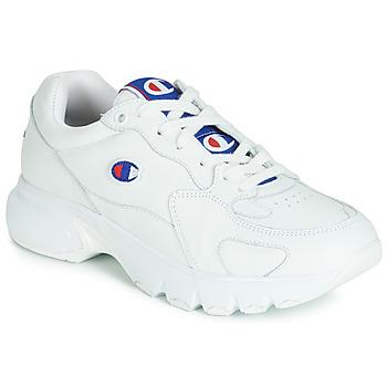 Sko Dame Lave sneakers Champion CWA-1 LEATHER Beige