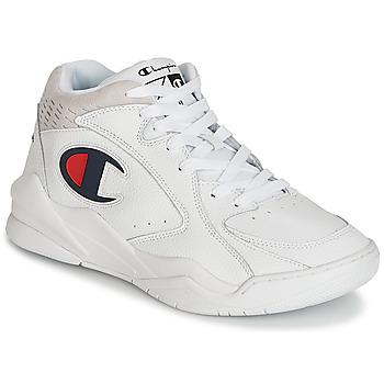 Sko Herre Høje sneakers Champion ZONE MID Hvid