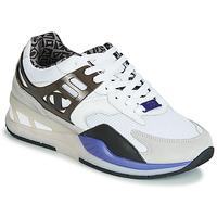 Sko Herre Lave sneakers Champion PRO PREMIUM Hvid / Sort