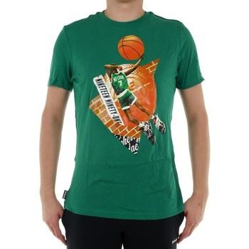 textil Herre T-shirts m. korte ærmer Reebok Sport Classic Basketball Pump 1 Tshirt Grøn