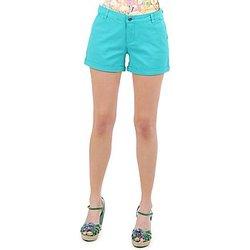 textil Dame Shorts Vero Moda RIDER 634 DENIM SHORTS - MIX TURKIS