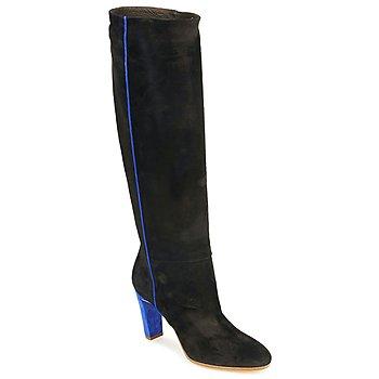 Sko Dame Chikke støvler Michel Perry 13184 Sort