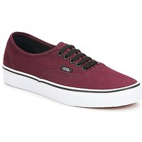 Sko Lave sneakers Vans AUTHENTIC BORDEAUX