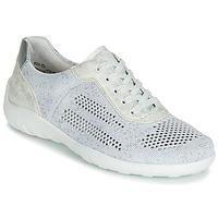 Sko Dame Lave sneakers Remonte Dorndorf ZERBA Sølv