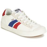 Sko Lave sneakers Palladium PALLAPHOENIX FLAME C Hvid