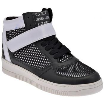 Sko Herre Høje sneakers Cult  Sort