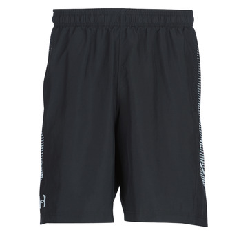 textil Herre Shorts Under Armour WOVEN GRAPHIC SHORT Sort