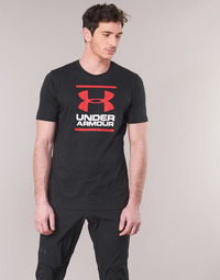 textil Herre T-shirts m. korte ærmer Under Armour GL FOUNDATION SS Sort