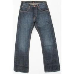 textil Herre Lige jeans Lee JOEY 71921TK blue