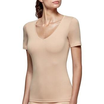 textil Dame T-shirts m. korte ærmer Impetus Innovation Woman 8351898 144 Beige