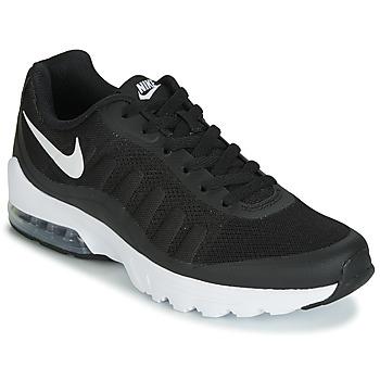Sko Herre Lave sneakers Nike AIR MAX INVIGOR Sort / Hvid