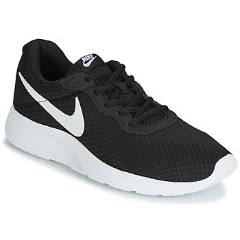 Sko Herre Lave sneakers Nike TANJUN Sort / Hvid