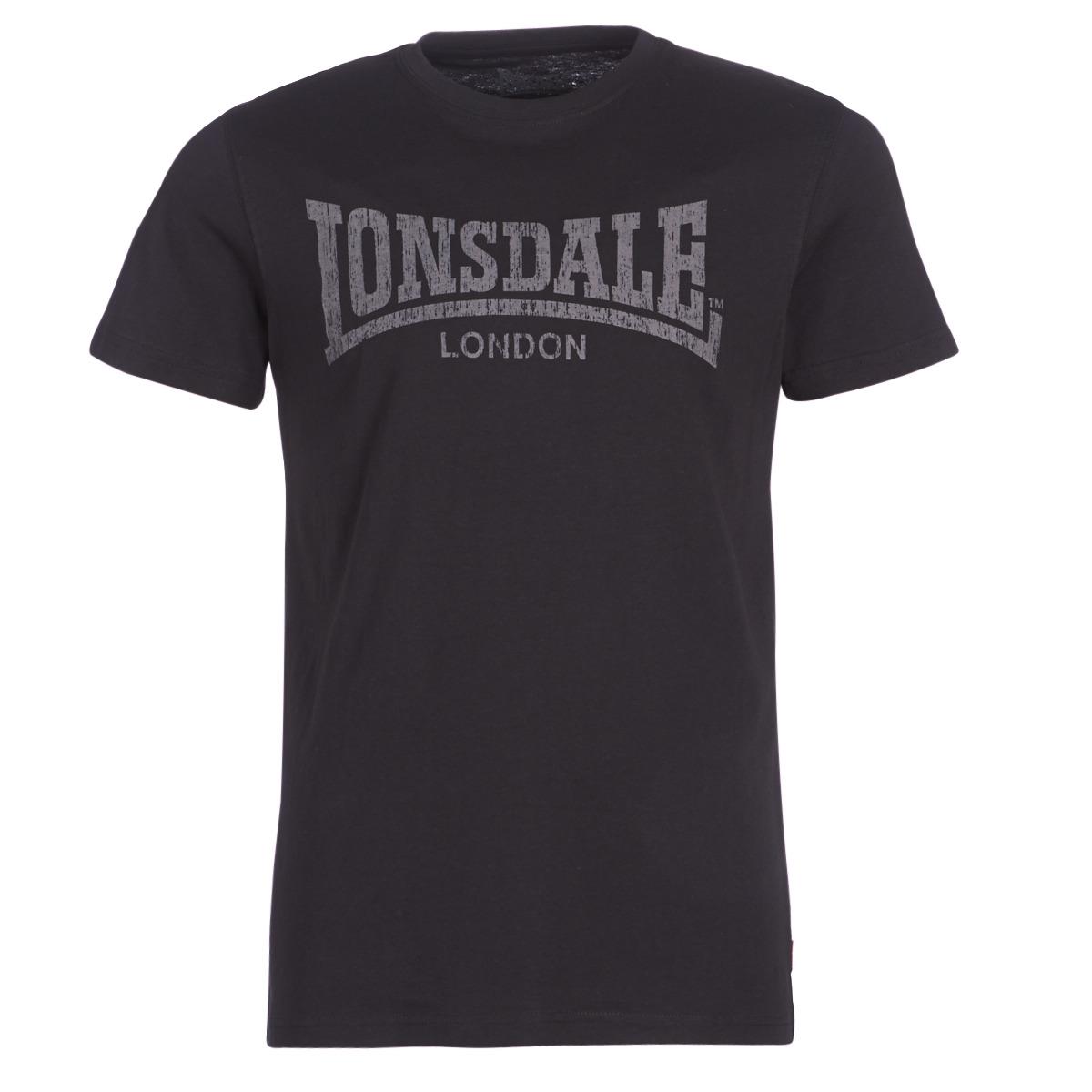 T-shirts m. korte ærmer Lonsdale  LOGO KAI