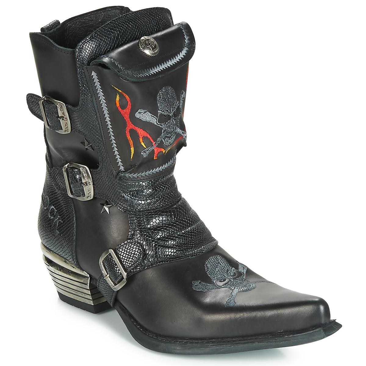 Støvler New Rock  M-WST024-S3