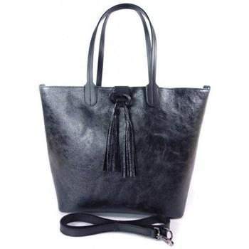 Tasker Dame Shopping Vera Pelle SB599N Sort