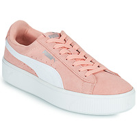 Sko Dame Lave sneakers Puma VIKKY STACK PEA Pink