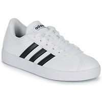 Sko Børn Lave sneakers adidas Originals VL COURT K BLC Hvid